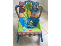 Fisher Price baby rocker / toddler chair *REDUCED*