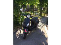 FOR SALE 2005 VESPA LX 125cc NEW MOT £899 RIDE AWAY