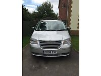 Chrysler Grand Voyager 2.8 CRD Limited 5dr