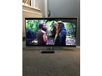 """Panasonic 42"""" Full HD 1080p Smart LED TV Built in Wi-Fi Freeview HD with remote"""