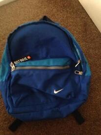 Nike school bag £5.00 like new used