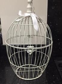 Decorative Bird Cages x 6