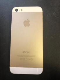 Iphone 5s in perfect condition on 02