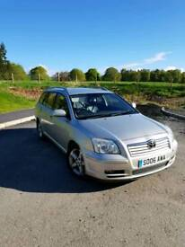 *New lowered price* Toyota Avensis Estate, silver