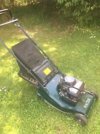 Hayter hawk lawnmower for sale