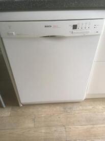 Bosh Exxcel multiprogranme dishwasher