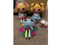 Lalaloopsy Dolls Toys