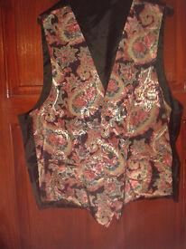 vintage wast coat