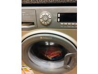 washing machine hotpoint 9 kg size 60x82