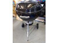 Weber BBQ and accessories