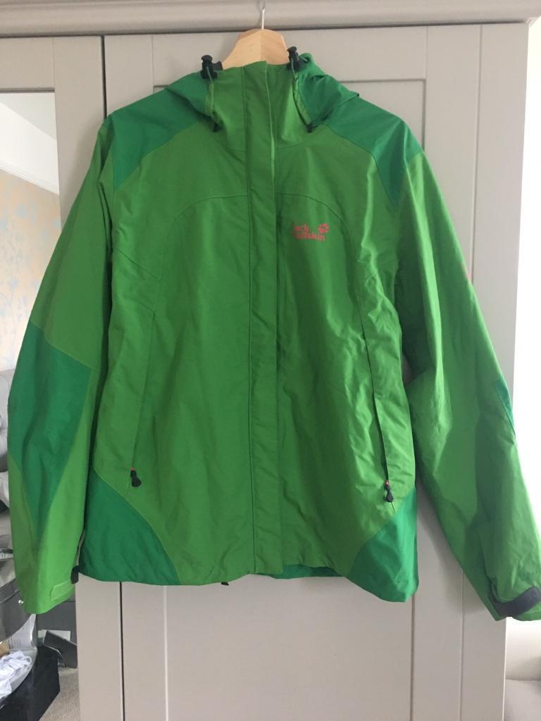 Ladies Jack Wolfskin jacket