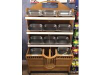 Bakery Stand for Sale