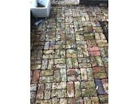1200+ Yellow and Red old London stock bricks
