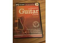 PC CD Rom Interactive Guitar Course Musicalis GSP 2 CD Set
