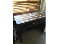 Desk/dressing table from next