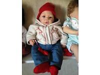 Ashton drake baby dolls £40 each