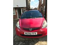 Honda Jazz Red for Sale - £999 ONO