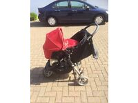 City Mini Baby Jogger Carrycot - Red