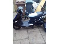 Lexmoto/pulse scout moped 50cc