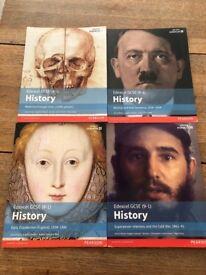 GCSE History study guides: Edxcel