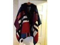 Ladies Blanket Coat