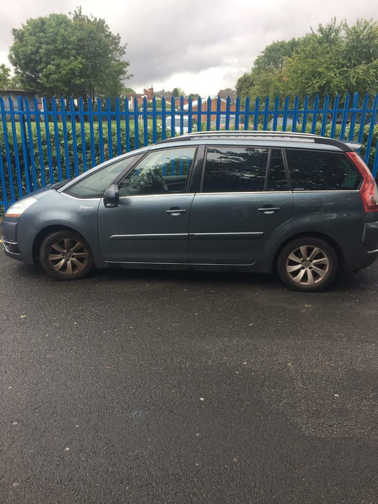 Citroen Grand C4 Picasso 1 6 HDi 16v Exclusive EGS 5dr 7 seats | in Hall  Green, West Midlands | Gumtree