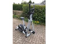 Cross trainer/ exercise cycle