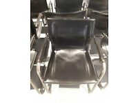 Cantilever Chairs - Used - office/industrial style - job lot of 13