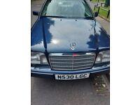 Mercedes-Benz, E CLASS, Saloon, 1996, Automatic, 3199 (cc), 2 doors