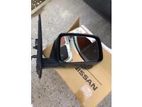Nissan xtrail drivers mirror 2012