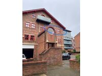 2 Bedroom furnished flat for rent with parking, just off Dock Street
