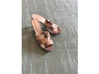 Brand new never worn Sisley shoes size 6