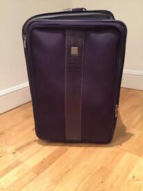 Mid-size suitcase