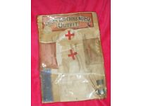 1914 CHILD'S RED CROSS NURSE'S OUTFIT