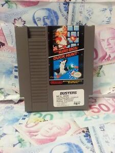 Mario Bros./ Duck Hunt NES Game. 4699
