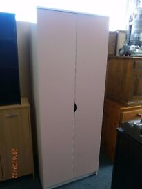 NEW Pink and White Wardrobe