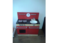 John Lewis Childs wooden kitchen