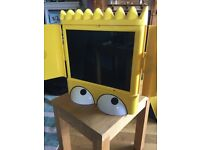 "15"" Bart Simpson TV"