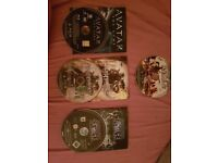 Ps1, ps2 and ps3 disc only for sale