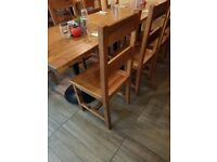 Restautant chairs