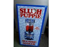 Slush puppies maker