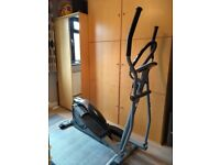 Roger Black Silver Cross Trainer AG-11211 with digital display