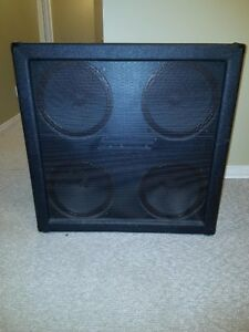 Traynor amplifier/cab