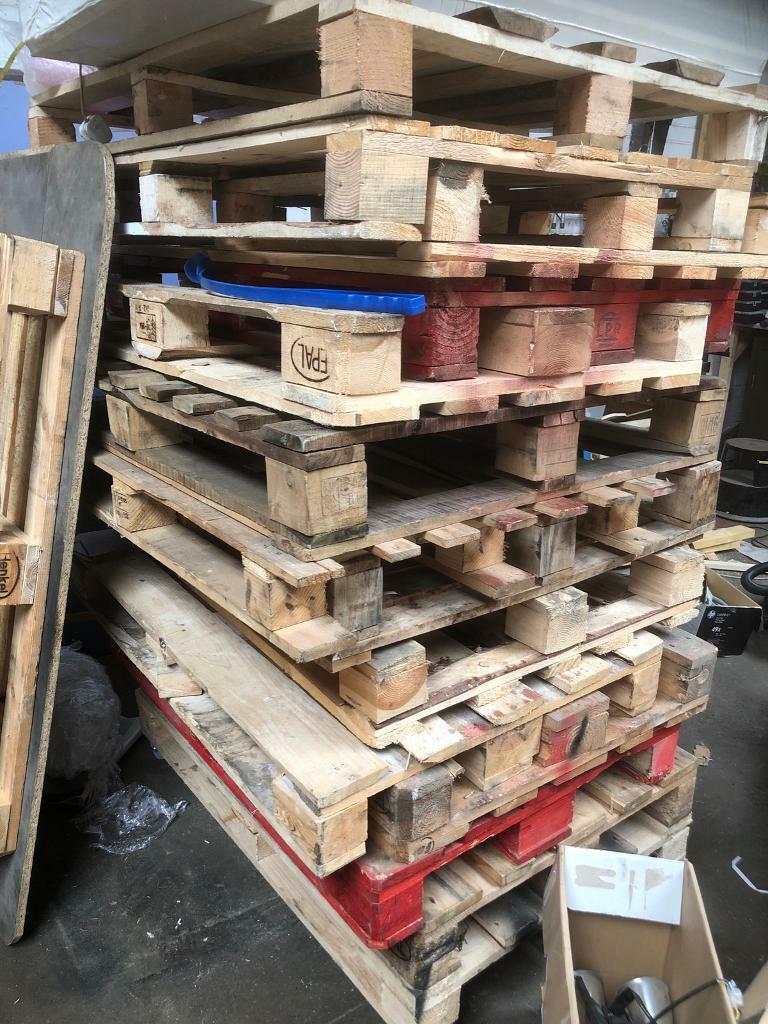3pcs wooden pallets for sale | in Edinburgh | Gumtree
