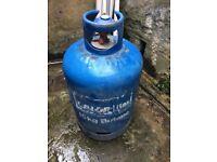 15kg Calor gas bottle with regulator