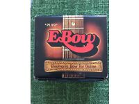 NEVER BEEN USED EBOW 'ELECTRONIC BOW' FOR GUITAR!