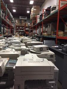 Refurbished LASER Photocopiers/Large Format/Printers for Sale/Lease/Rent