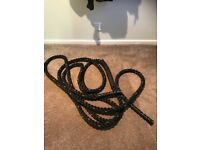 Battle exercise rope 9m 38mm