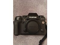 Excellent condition Fujifilm XT-1 Camera body