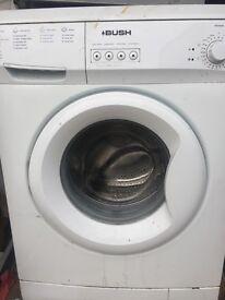 Bush washing machine